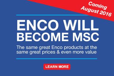Enco into MSC August 2016