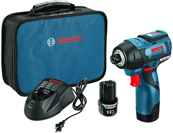 Bosch PS42 Impact Driver Kit