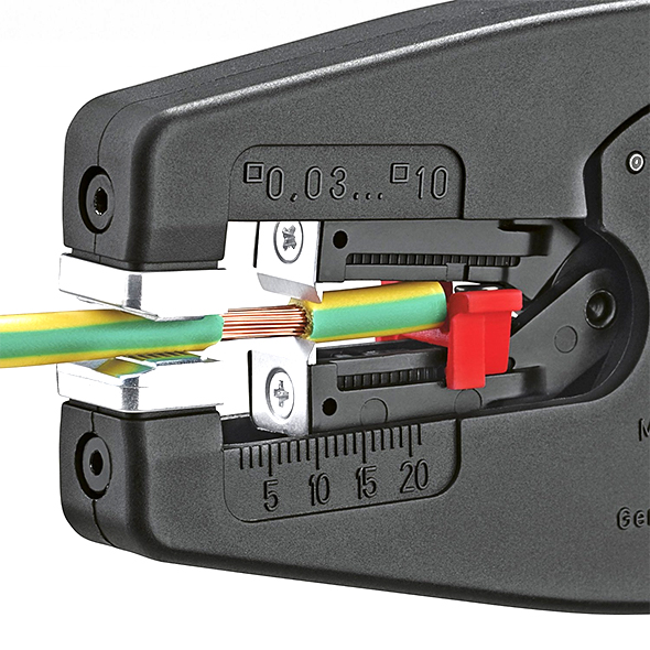Knipex 12 42 195 Automatic Wire Stripper Jaws