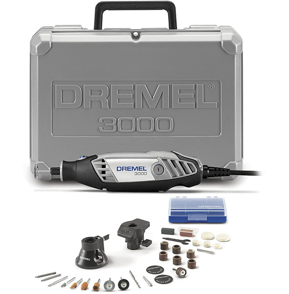 dremel-3000-rotary-tool-kit-with-2-attachments-and-28-accessories