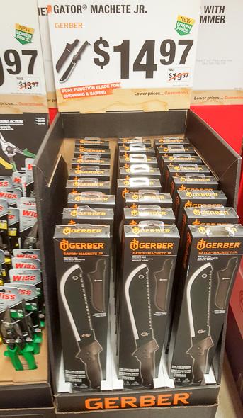 home-depot-black-friday-2016-tool-deals-gerber-machete-jr