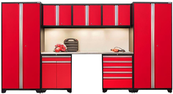 Deal of the Day Garage Cabinets Workbenches Storage