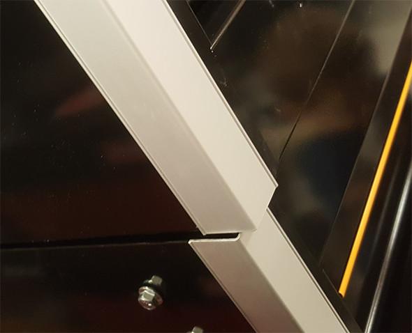 Craftsman Pro Series Tool Box Misalignment