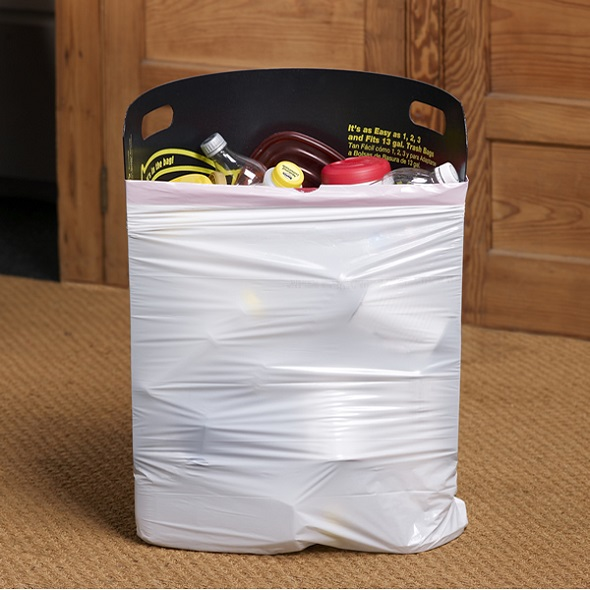Kwickan Portable Instant Container - Recycling