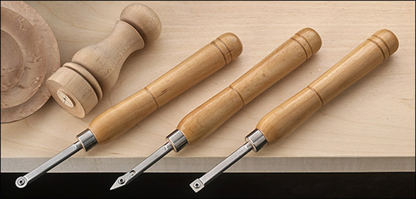 Woodturning Carbide Tips