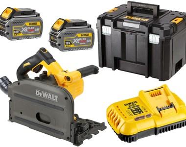 Dewalt DCS520T2 FlexVolt Track Saw Kit EU Version