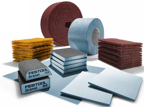 Festool Hand Sanding Products