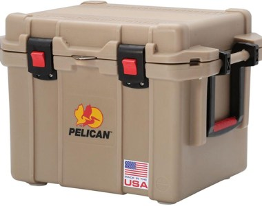 Pelican 35Q Cooler Tan