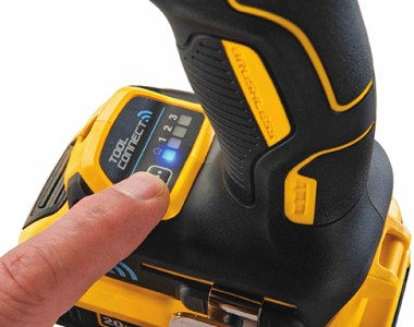 Dewalt Tool Connect Brushless Drill DCD792 Speed Presets