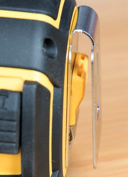 Dewalt XP Tape Measure Belt Clip