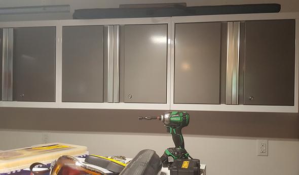 NewAge Pro Wall Cabinets
