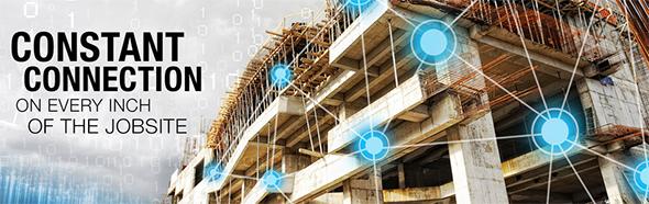 Dewalt Jobsite WiFi System Constant Connection Mesh Network