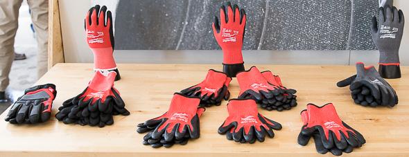Milwaukee Cut Resistant Work Gloves