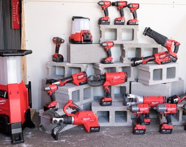 Milwaukee One-Key Tool Family as of June 2017