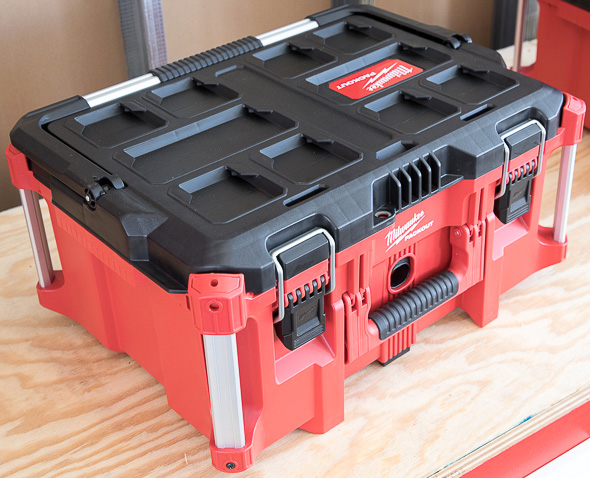 Milwaukee Packout Tool Storage Large Tool Box