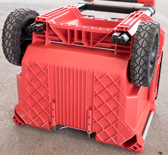 Milwaukee Packout Tool Storage Roller Tool Cart Bottom