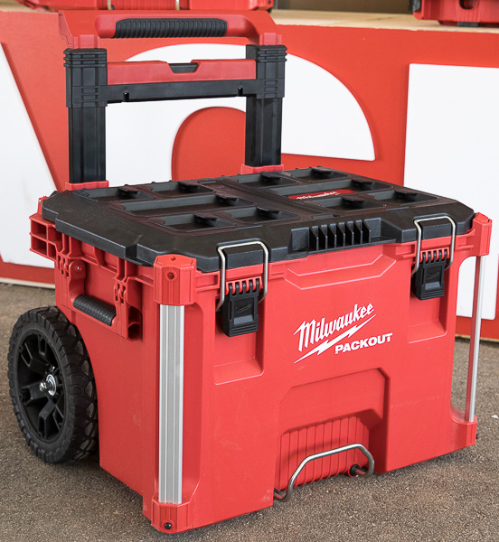 Milwaukee Packout Tool Storage Roller Tool Cart
