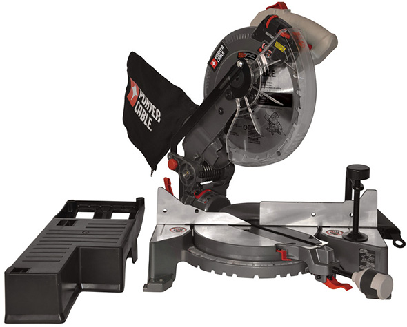 Porter Cable PCXB115MS Fold Down Miter Saw with Work Platform