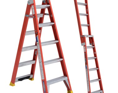 Werner Dual Purpose 2-in-1 Ladder
