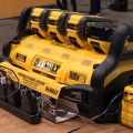 Dewalt Portable Power Station with Power Strip and Chargers