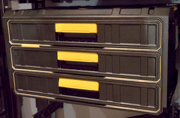 Dewalt ToughSystem 3-Drawer Tool Box