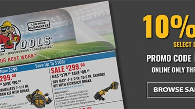 Acme Tools Dewalt Coupon September 2017