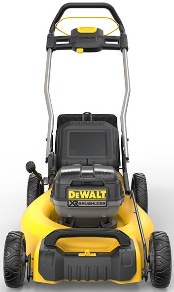 Dewalt 2x 20V Max Brushless Mower front