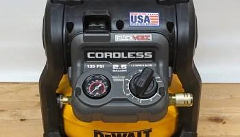 dewalt compressor. flexvolt cordless air compressor review dewalt 2