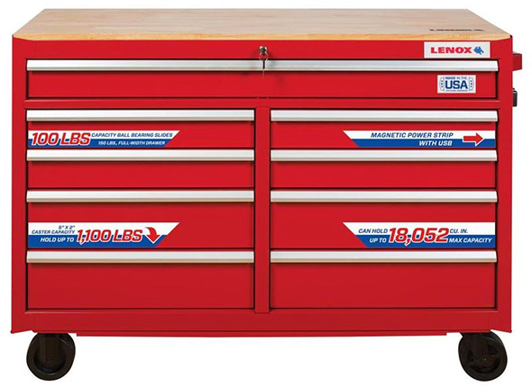 Lenox Tool Cabinet