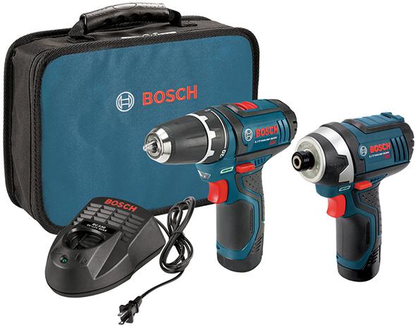 Bosch CLPK22 12V Max Drill and Impact Driver Combo Kit