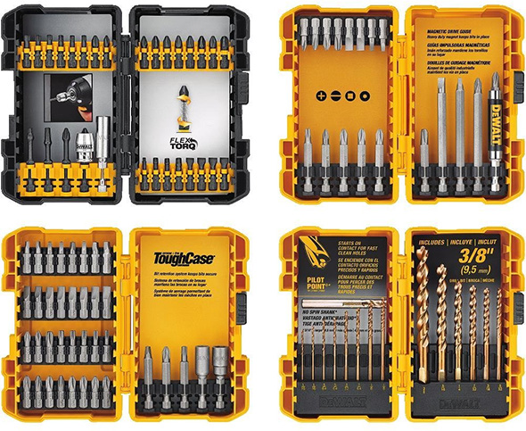 Dewalt DWA2FTS100 Drill and Screwdriver Bit Set