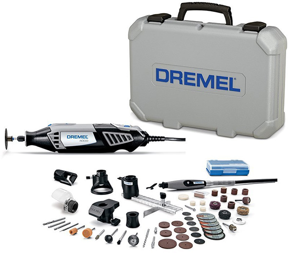 Dremel 4000 Bigger Black Friday 2017 Deal