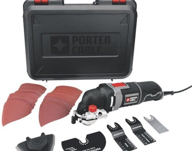 Porter Cable PCE605K Oscillating Tool Kit