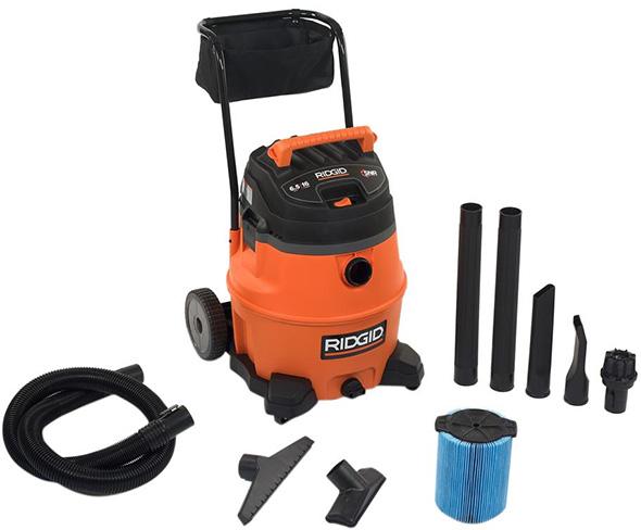 Ridgid WD1851 Wet Dry Vacuum