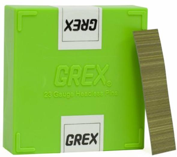 Grex Headless Pin Nails Pack