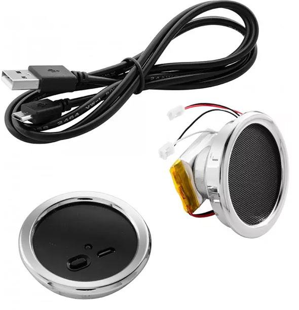 Rockler Bluetooth Speaker Kit Components