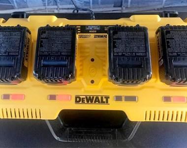 Dewalt 20V Max 4-Port Fast Charger