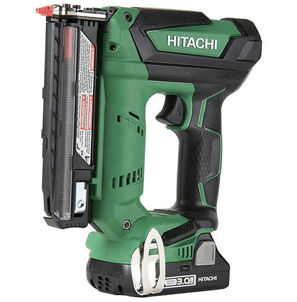 Hitachi Cordless Pin Nailer