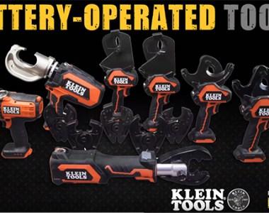 Klein Dewalt Powered Cordless Tools