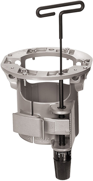 Bosch Under Table Router Motor Mount
