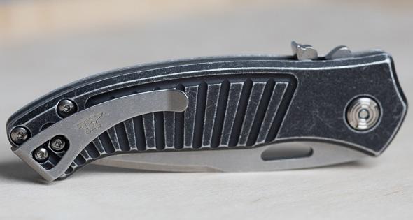 Buck Inertia Knife Pocket Clip
