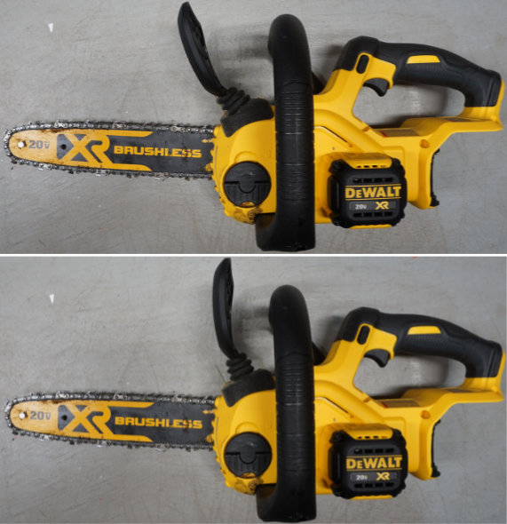 Dewalt 20V Max Chainsaw Chain Brake
