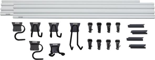 Craftsman VersaTrack Wall Tool Storage System 2018