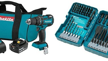 Makita Brushless Drill Kit Deal of the Day