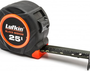 Lufkin Black Widow tape measure hero