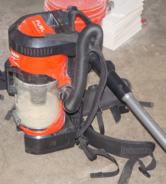 M18 Fuel Backpack Vac