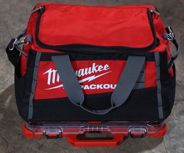 Packout Tool Bags