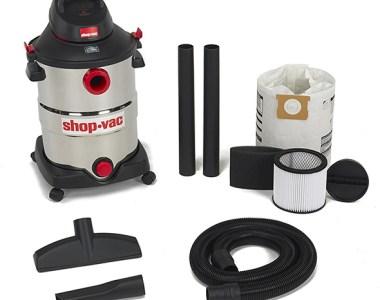 Shop Vac Stainless Steel Vacuum