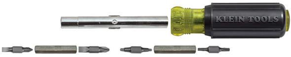 Klein 11in1 Multibit Screwdriver Explosion