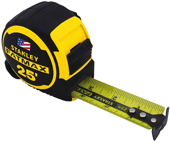Stanley FatMax FMHT36325 Tape Measure Extended
